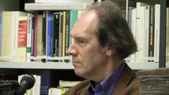 Rik Pinxten (Luc Van Braekel) Tags: debat liberales rikpinxten wimvanrooij liberaalarchief