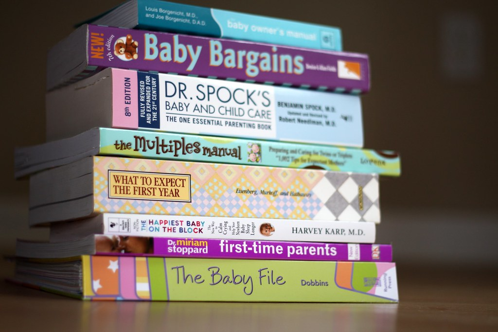 Baby Books (Luck favors the prepared)