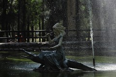 Lady of the Crocodiles
