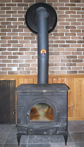 Dutch West Woodstove