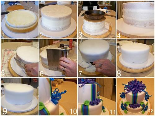 Мастика для обтяжки торта рецепт с пошагово