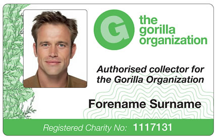Gorilla Organization introduces new ID cards for street collectors ...