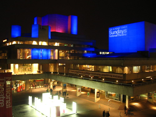 The National Theatre Should Be Demolished