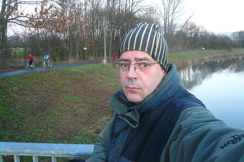 Selbst an der Nidda bei Harheim 2008