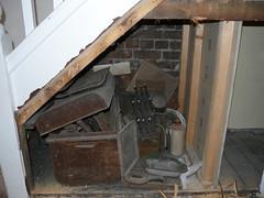 Understairs finds