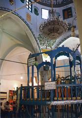 990929_Zefat_03 (emzepe) Tags: lamp israel synagogue galilee 1999 historic east chandelier cupola dome safed middle zefat beit kirándulás zsinagóga galilea út knesset utazás izrael ősz szeptember hagalil kupola הגליל galilaea tzfas csillár közelkelet יִשְׂרָאֵל isrāīl إِسْرَائِيلُ abuhav صفد الجليل yisrāel közelkeleti aljalīl γαλιλαία צְפַתtzfat ṣafad ṣfath cvát