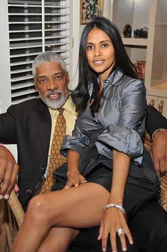 dr j and a sexy broad