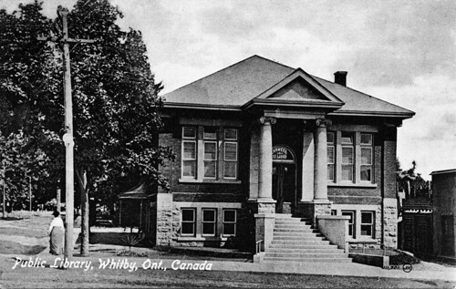 Carnegie Library, c.1915
