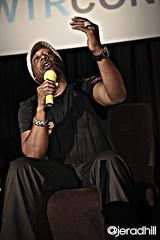 MC Hammer by Jerad Hill Studios