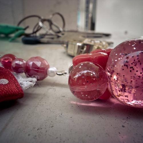 Lost Bubble Key Chain, Urayasu