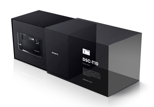 Electronic Packaging Design sony