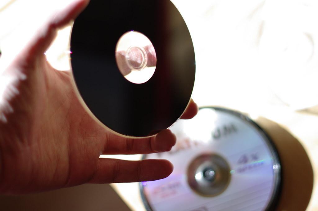 my first blu-ray disc