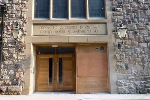 Belfast City - Presbyterian Assembly Building
