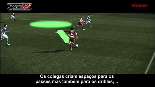 Pro Evolution Soccer 2012 New Features Detailed
