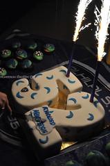 [ 351 / 365 ] (Muneerah Ibrahim) Tags: party love cake club you celebration 52 hilal