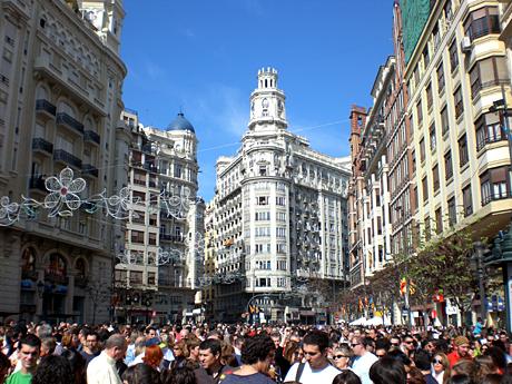 ayuntamiento-mascleta fallas 2008