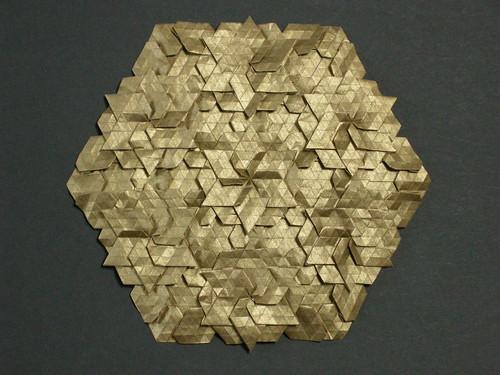 tessellations to color. Snowflake tessellation
