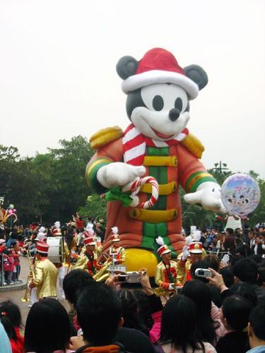 香港迪斯尼