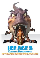 ice age 3 teaser poster