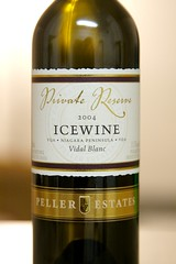 2004 Peller Estates Private Reserve Icewine VQA