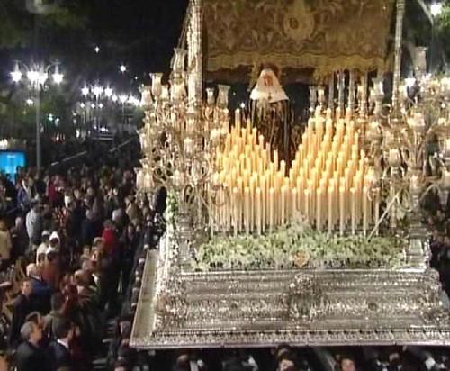 Virgen del Sepulcro de Málaga