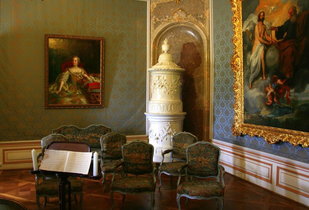 Esterházy Palace - Fertőd
