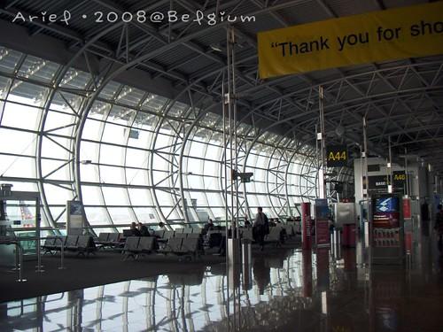 Belgium Brussels Airport