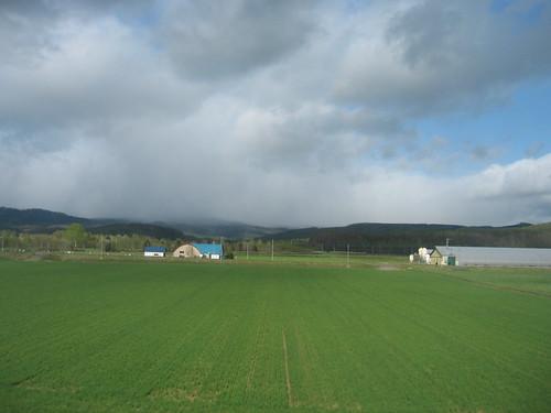 很北海道的風景