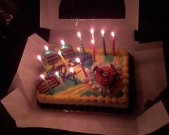 iron cake