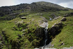 random waterfall (once more) Tags: ireland healypass