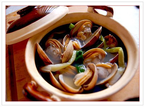 how to make clam soup