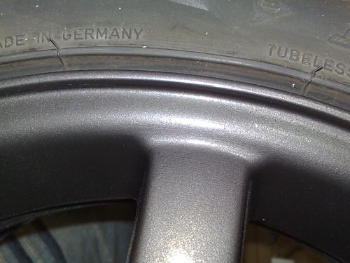 DIY wheel refurb        - Page 1 - Bodywork & Detailing