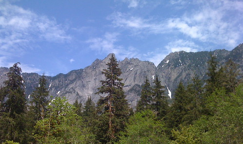 Hiking Middle Fork