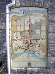 wareham map (Dave Mytton) Tags: map dorset 18thcentury wareham