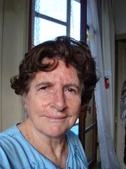 Moi, avec peruque 2008