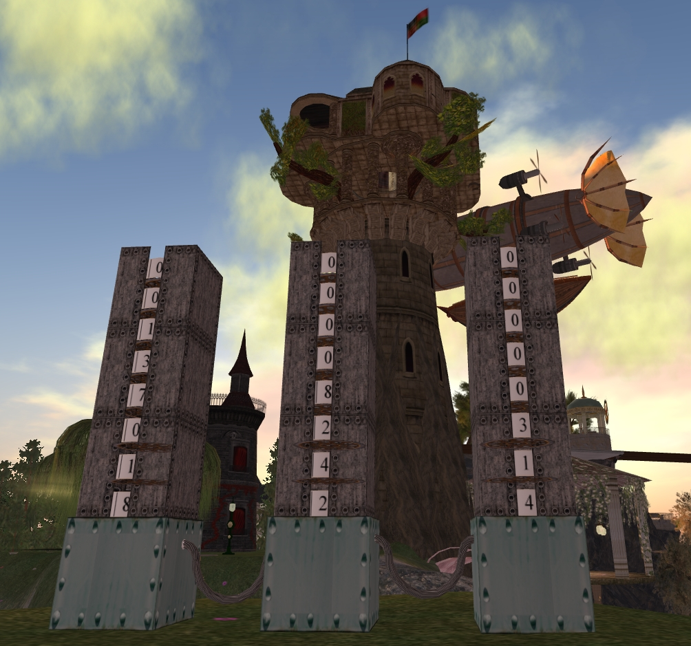 Difference Engine - Caledon Highlands