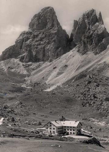 Rifugio Sella1950