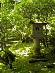 Natural Garden (kskyenb) Tags: green oregon garden portland japanesegarden natural