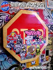 PineStopMini (JShine) Tags: wood original jes sign pine mono shine 11 porno stop lazy prototype micro lil rocket genius nano society comet alto collaboration gc nachos moog pare dalva solid strain adp arret uwp snub ticky catv delme jesone coink 止まれ 14bolt lillil genwhy berhenti bkb olmon melvind tkey jshine billikidbrand companyink gcrecords 00shiz shinex shinesociety lazynachos shinexclusive