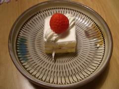 ネルの誕生日ケーキ