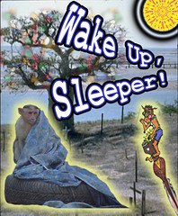 Wake Up, Sleeper (craigless64) Tags: life music art collage digital photoshop creativity design artist song unique album irony craig hop tune morrison quip cmor