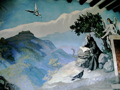 "Monastery Murals • <a style=""font-size:0.8em;"" href=""http://www.flickr.com/photos/48277923@N00/2623599678/"" target=""_blank"">View on Flickr</a>"