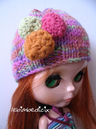 pink hat #13 by madcix.