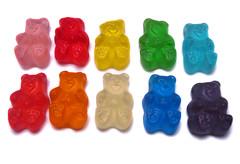 Albanese 12 Flavor Gummi Bears III