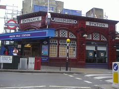 Picture of Maida Vale Station