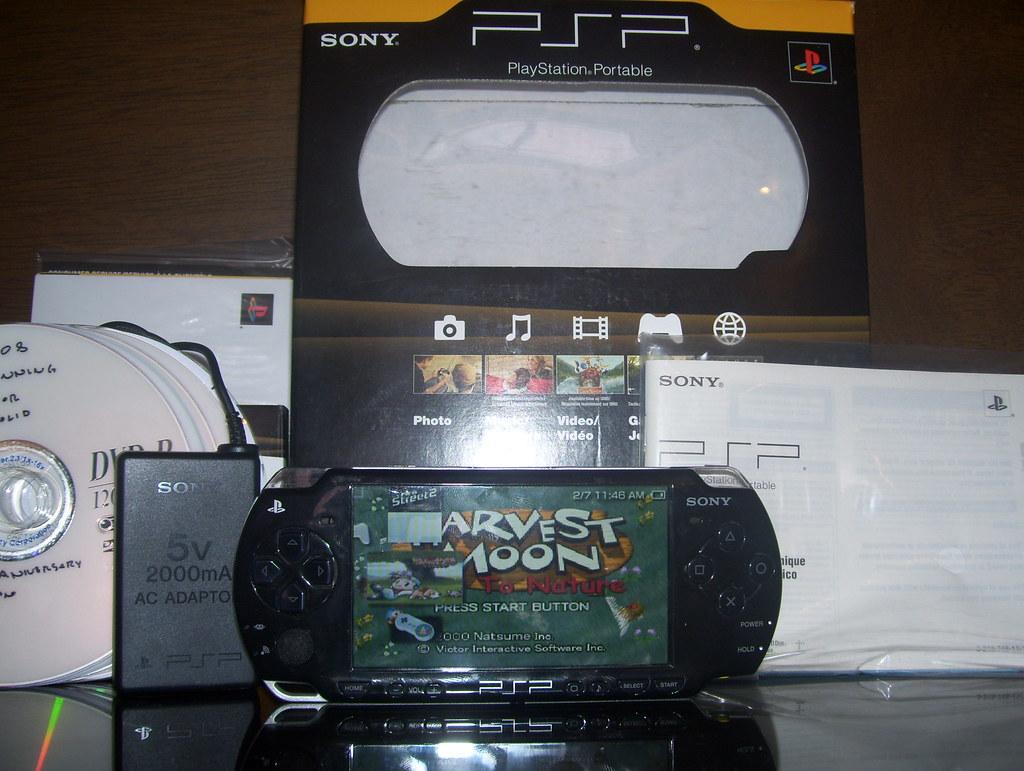 PSP Slim Nuevo Hackeado Version 4.01m33