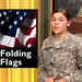 Folding Flags
