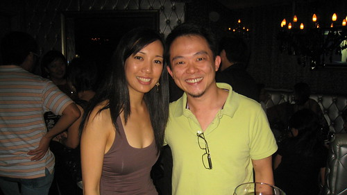 Drinks with Karen Cheng @ Fashion Bar