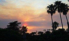 Tramonto a Santa Barbara