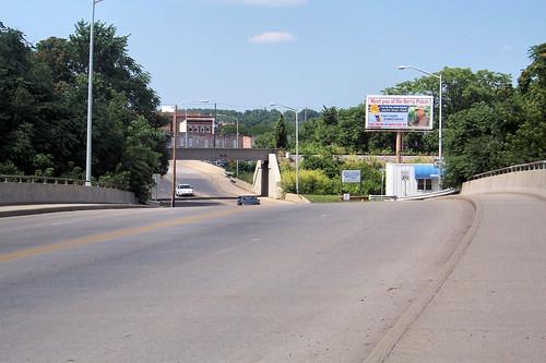 South Wabash River bridge